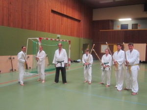 Kendo - eine neue Erfahrung